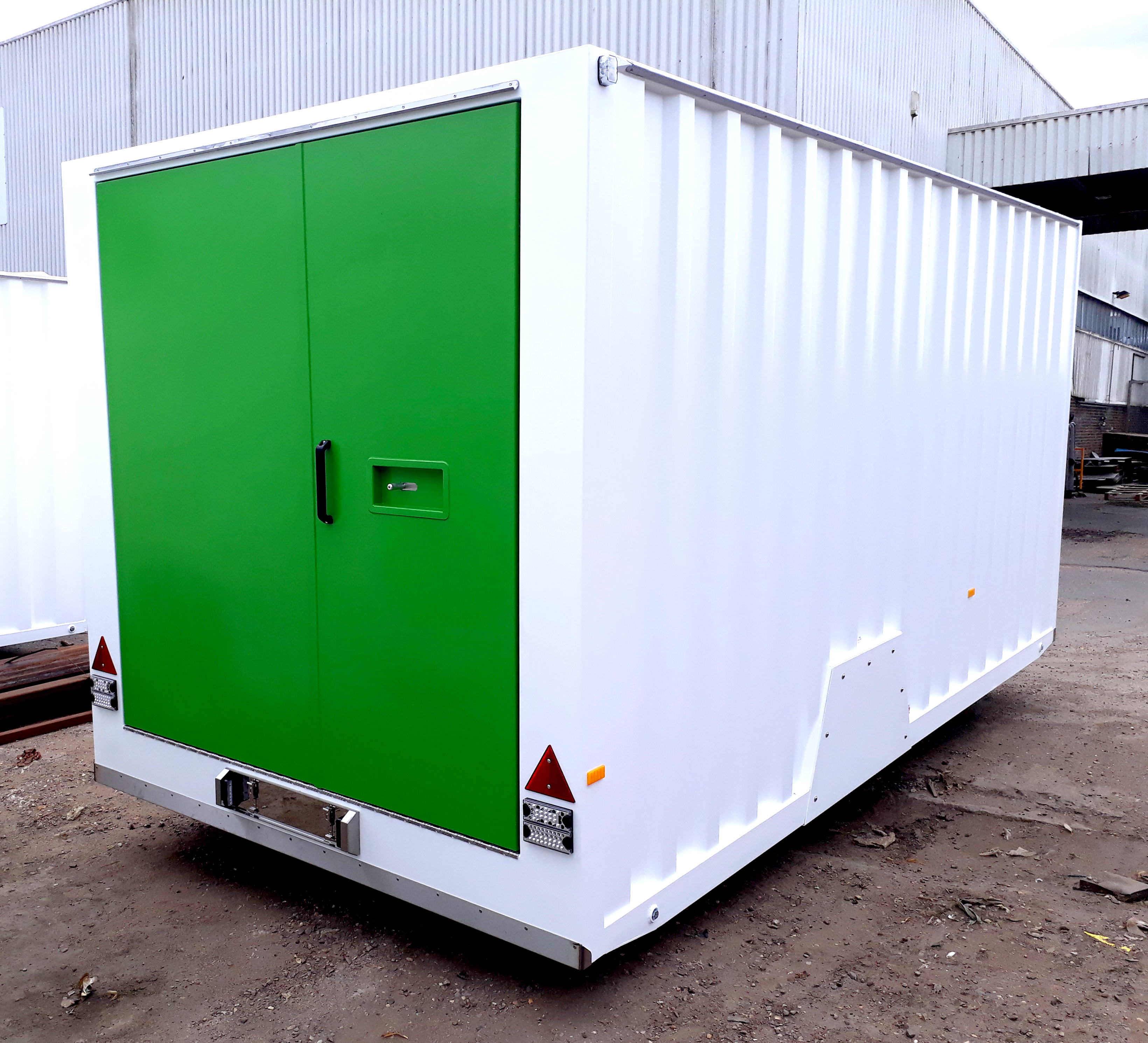 EasyStore Mobile Tool Space Storage Units – Easy Hire Welfare